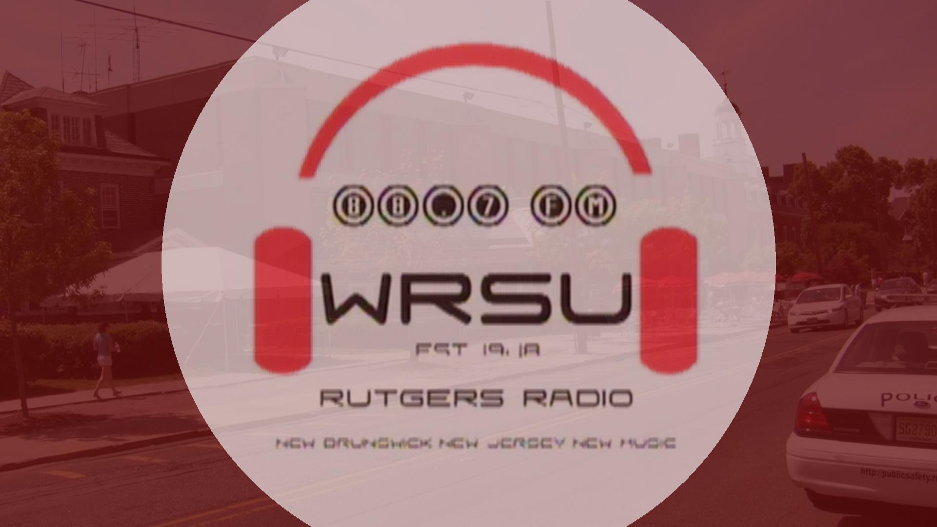 WRSU Headphone Logo