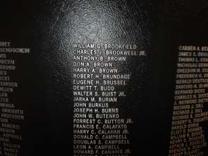 Charles Brookwell, our founder is listed.