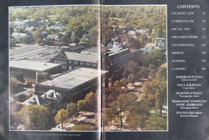 1980 - Our Home since 1969. The Rutgers Student Center