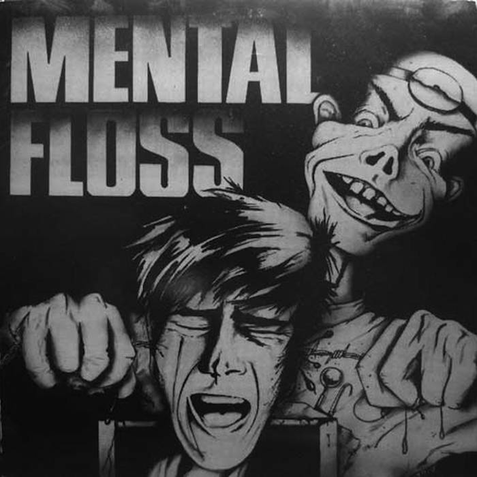 1987 - Mental Floss Cover